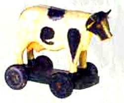 Making import export online supply a cow figure home gift decor