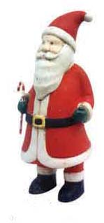 Christmas symbol gifts store supply santa figure decoration