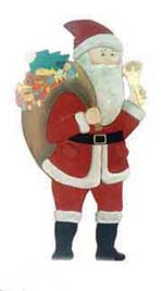Gifts wholesaler supply online wholesale santa decoration