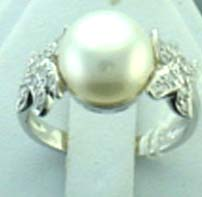 Bridal wedding free catalog jewelry online supply fresh water pearl ring