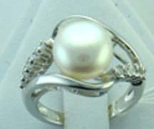 Traditional wedding jewelry supply online wholesale mother of pearl ring