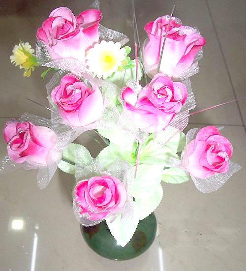 This is a free catalog business plan for import, artificial flowers